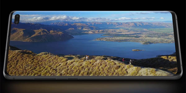 Samsung Galaxy S10 Plus en Amazon