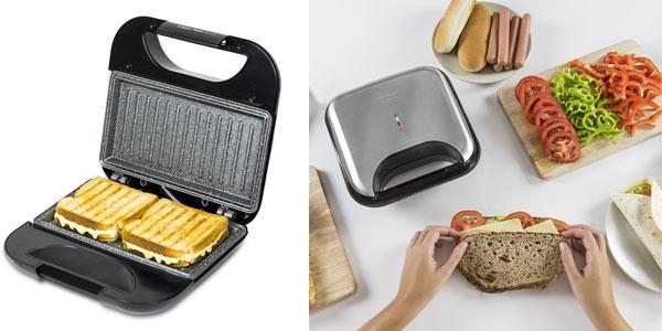 Sandwichera Grill Cecotec Rock'nToast Square al mejor precio en Amazon