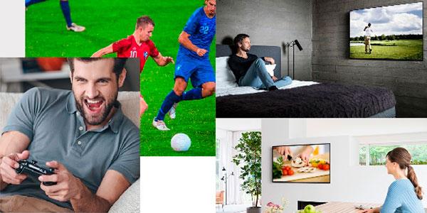 """Smart TV Panasonic TX-65FX623E UHD 4K de 65"""" en oferta"""