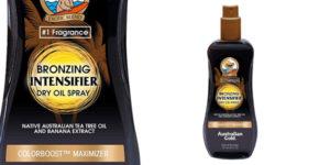 Acelerador del Bronceado Australian Gold Intensifier Dry de 237 ml barato en Amazon