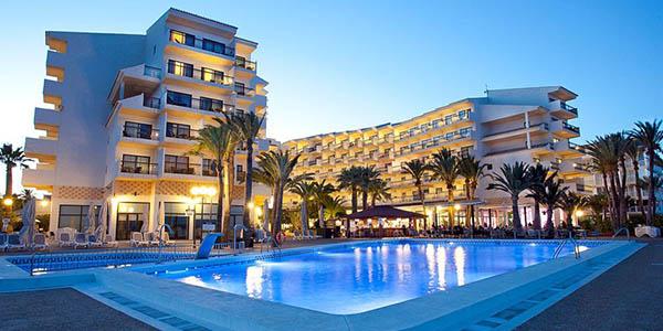 vacaciones en hotel de 4 estrellas en la playa de Altea con todo incluido oferta verano 2019