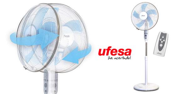 Ventilador de pie Ufesa RF1450 barato en Amazon