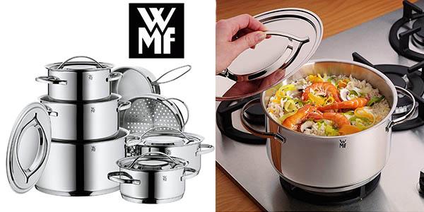 WMF Gala Plus batería de cocina barata