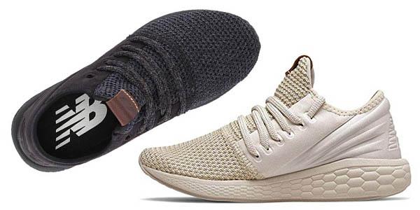 zapatillas New Balance Fresh Foam Cruz V2 Deconstructed oferta