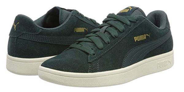 Zapatillas Puma Smash V2 Unisex en oferta en Amazon