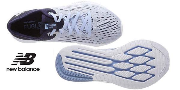 Zapatillas de running New Balance Fuel Core 5000 para mujer chollo en Amazon