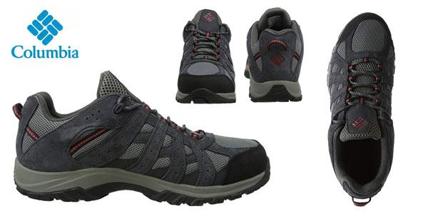 Zapatillas de senderismo Columbia Canyon Point Waterproof al mejor precio en Amazon