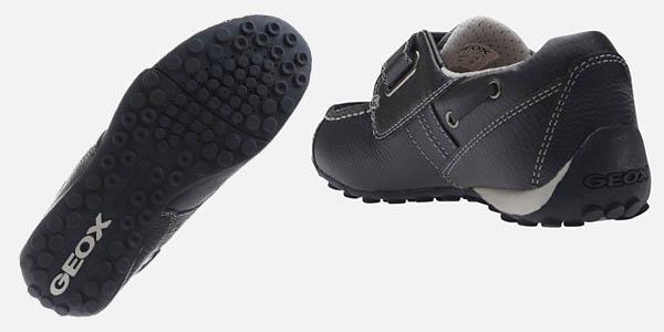 Geox JR Snake Moc Boy A zapatos para niñ@s relación calidad-precio estupenda