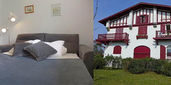 apartment Ongui Ethorri País Vasco francés barato