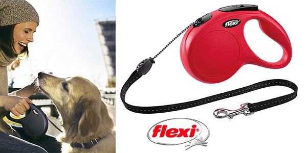 Arppe Flexi correa para perros 20 kg barata
