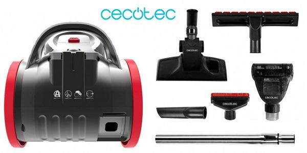 Aspirador de trineo multi ciclónico Cecotec EcoExtreme 3000 sin bolsa chollo en Amazon