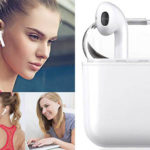 Auriculares Bluetooth 5.0 tipo Airpods