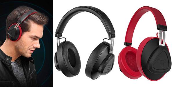 Auriculares Bluedio TM Bluetooth 5.0 inalámbricos en oferta