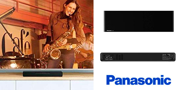 Barra de sonido 2.1 Panasonic SC-SB1 de 40 W barata