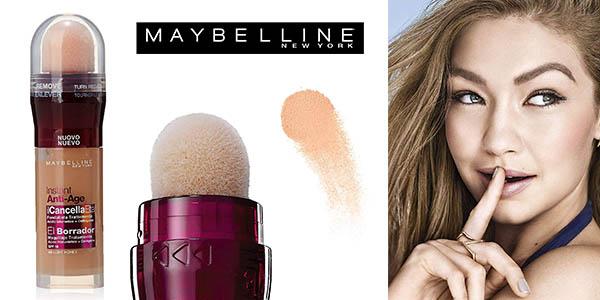 base de maquillaje Maybelline New York El borrador en varios tonos de piel barato