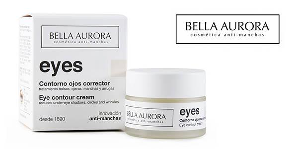 Bella Aurora Eyes contorno facial oferta