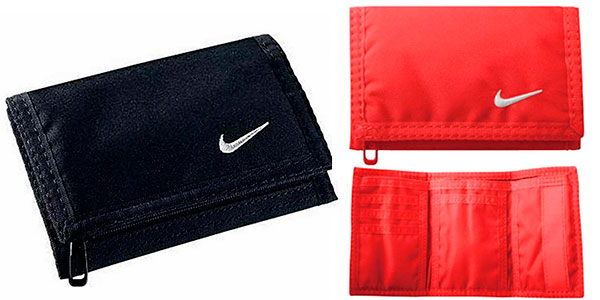 Billetero Nike Basic en oferta