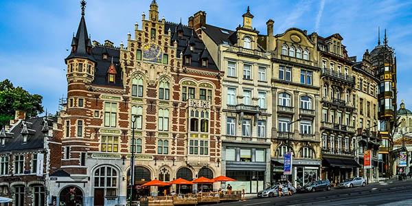 Bruselas escapada barata