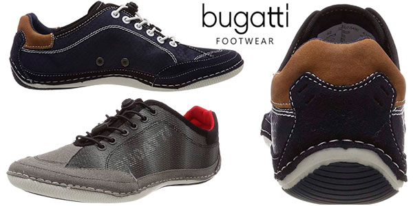 Zapatillas Bugatti Touzine para hombre baratas