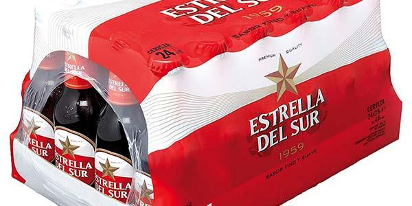 caja de quintos Cerveza Estrella del Sur oferta