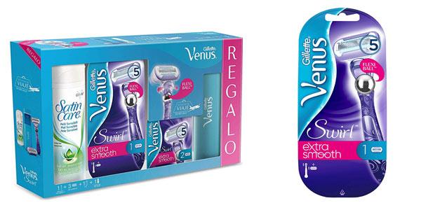 Caja regalo Gillette Venus Swirl al mejor precio en Amazon