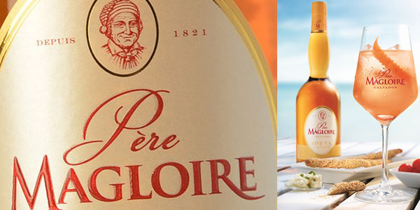 Botella Calvados Père Magloire Fine de 700 ml chollo en Amazon