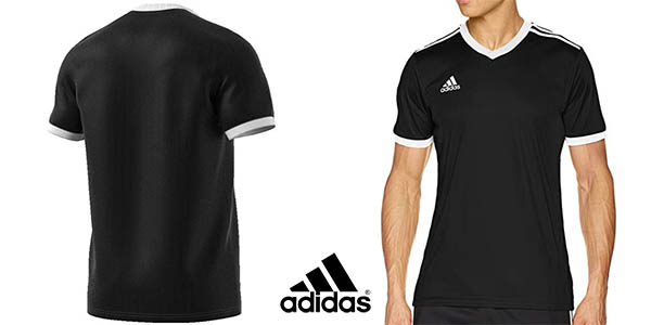 Camiseta de manga corta Adidas Tabela 18 para hombre