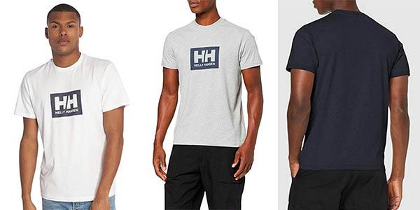 camiseta básica Helly Hansen Tokyo chollo
