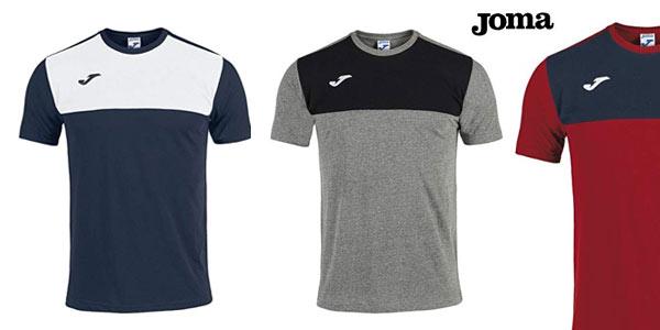 Camiseta deportiva Joma Winner para hombre al mejor precio en Amazon