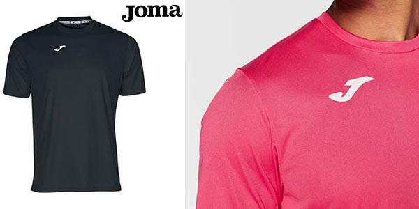 Camiseta Joma Combi barata en Amazon