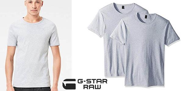 camisetas básicas G-Star Raw Base R T S/S baratas