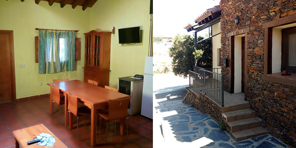 casa rural Cervera Buitrago barata