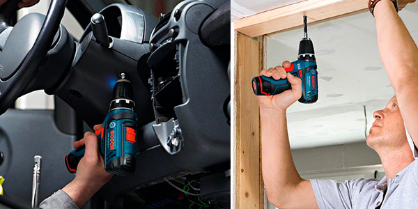 Atornillador Bosch Professional GSR 12V-15 barato