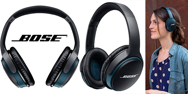 Chollo Auriculares Bose SoundLink II Bluetooth con micro