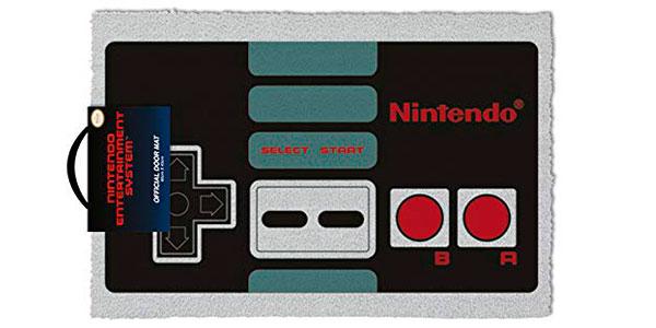 Chollo Felpudo Pyramid Mando Nintendo NES