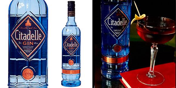 Chollo Ginebra Citadelle de 700 ml