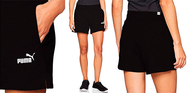 Chollo Shorts de chándal Puma Essentials para mujer