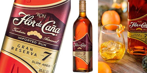 Chollo Ron Flor de Caña Gran Reserva (7 años) de 700 ml