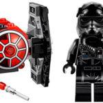 Chollo Caza TIE de la Primera Orden de LEGO Star Wars Microfighters