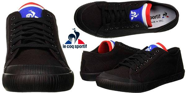 Chollo Zapatillas Le Coq Sportif Nationale Triple Black