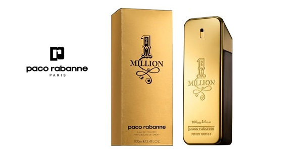 Eau de toilette Paco Rabanne 1 Million de 100 ml barata en Amazon