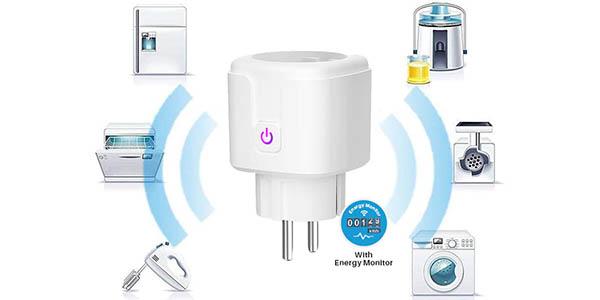 Enchufe inteligente Wan Lin Smart Plug WiFi en AliExpress