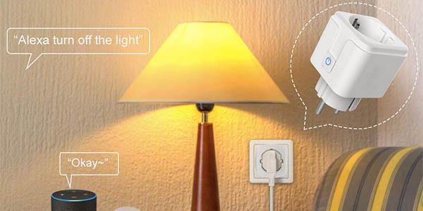 Enchufe inteligente Wan Lin Smart Plug WiFi barato