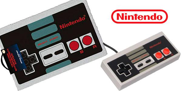 Felpudo Pyramid Mando Nintendo NES barato