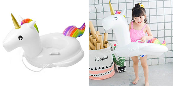 flotador infantil Flyboo unicornio barato
