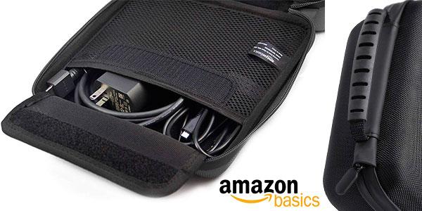 Funda de transporte AmazonBasics para Super NES MIni barata