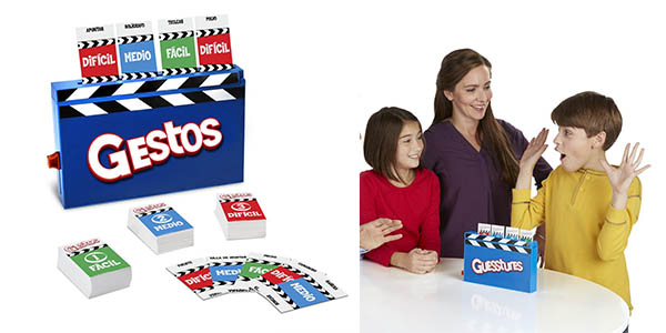 Gestos Hasbro juego original barato