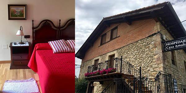 Hostal Casa Amalia Santillana del Mar oferta