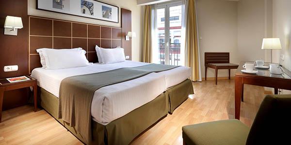 Hotel Exe Tartesos Huelva relación calidad-precio estupenda