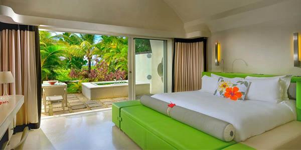 Hotel Sofitel Mauritius relación calidad-precio estupenda